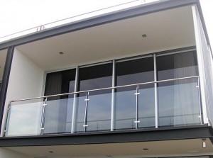 Балконные ограждения из нержавеющей стали